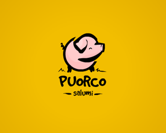puorco 42 Awesomely Created Logo Characters