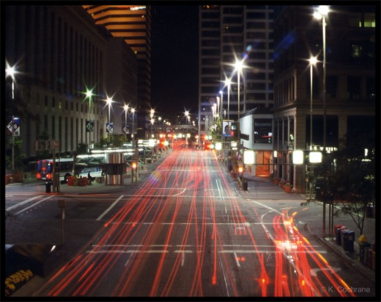 City Lights by kimcats 550x435 Modern Photography: City Lights