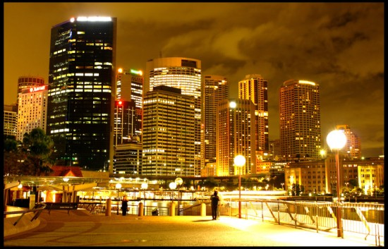City_Lights_from_Circular_Quay_by_marc_ryder