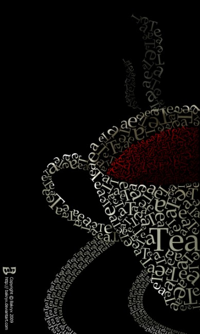 Cop_Of_Tea_In_Typography_by_Bakryx