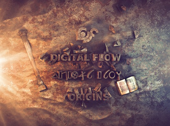 Digital Flow Origins