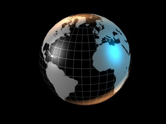 Globe 550x412 26 Inspiring Digital Globes