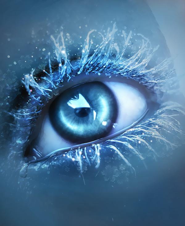 34 Beautiful Digital Eyes