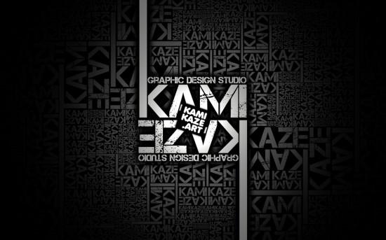 Kamikazeart_Typography_by_sweetkamikaze