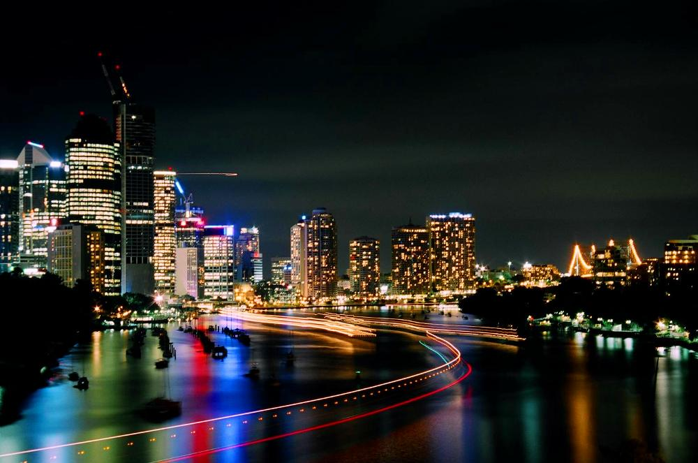 Modern Photography: City Lights