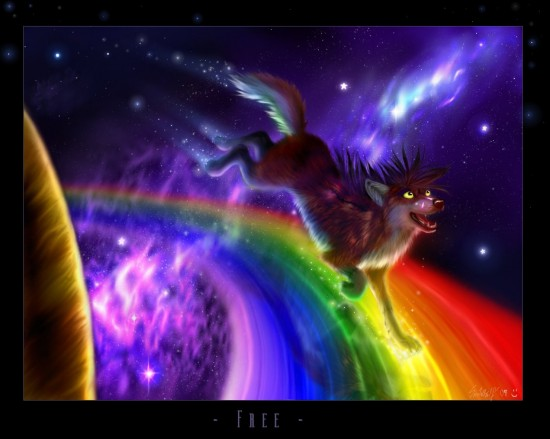 Rainbow_Road_by_SnowWolfMystic
