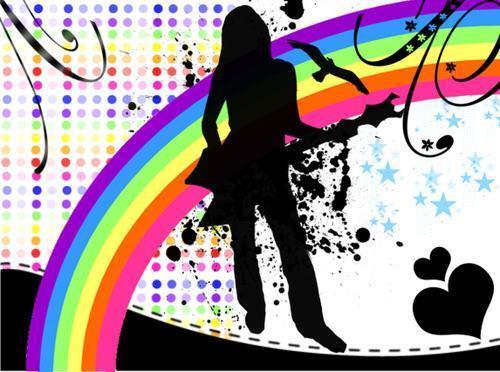 Rainbow_song_by_Ritokas