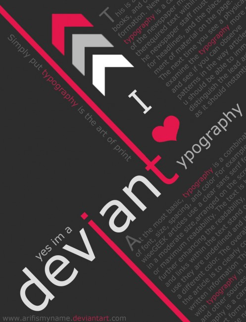 i_love_typography_by_Arifismyname