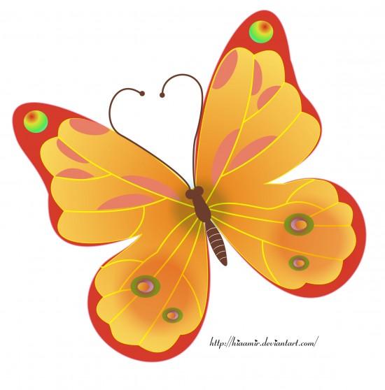 Butterfly_by_hiaamir
