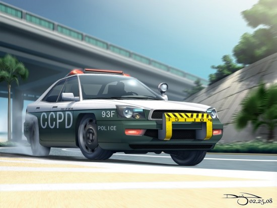 CCPD Patrol Car 550x414 31 Car Inspirations, Ideas and Wallpapers