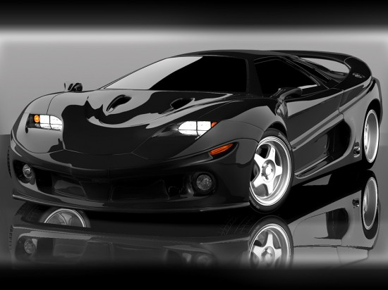 Concept car Wallpaper 02 BLACK 550x412 31 Car Inspirations, Ideas and Wallpapers