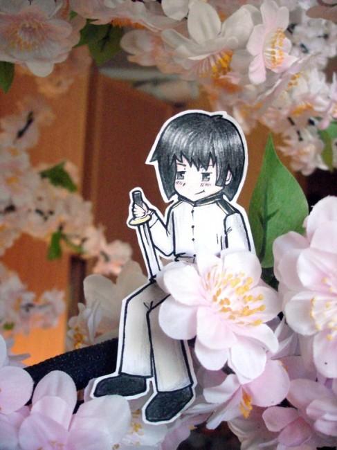 Japan - paper Child