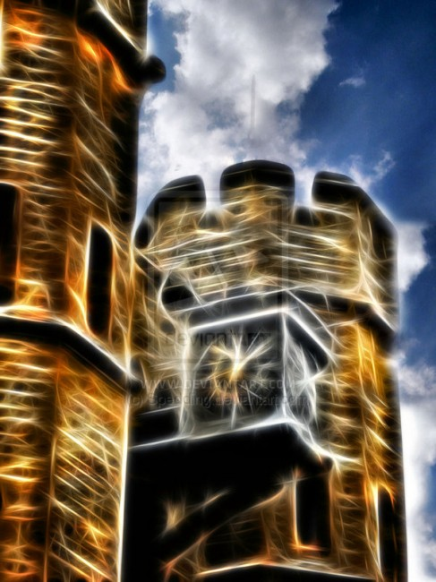 London_Tower_Clock_by_Spedding