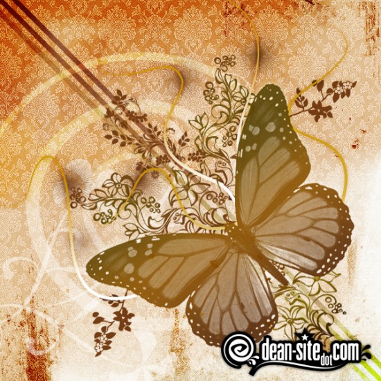 Ornament_butterfly_by_Dean_Site