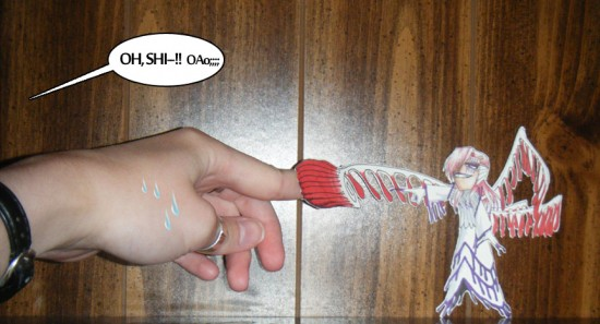 Paper-children Bleach 2