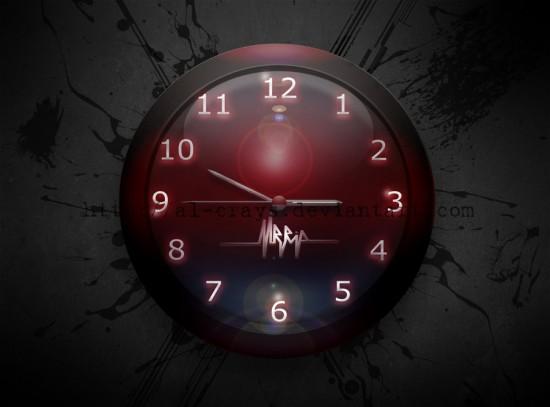 Red_BlackAnalog__Clock_by_al_crays