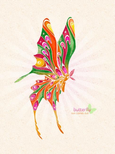 butterfly_by_Tschakalaka