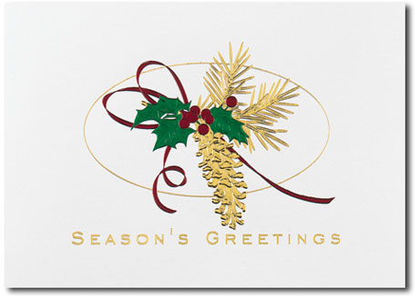 Wonderful Christmas Themed Cards for Business: Designed Just in Time for the Festive Season!