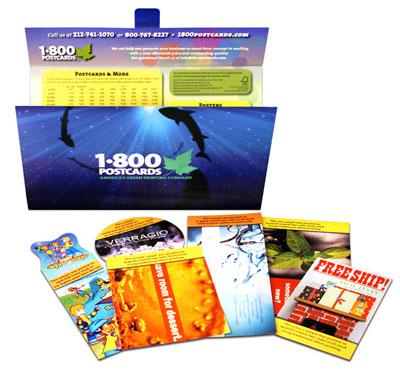 Win 1800 Custom Stickers from 1800Postcards.com