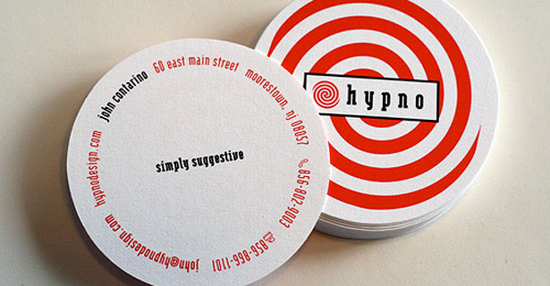 Fantastic collection of business cards circular business cards colourmoves