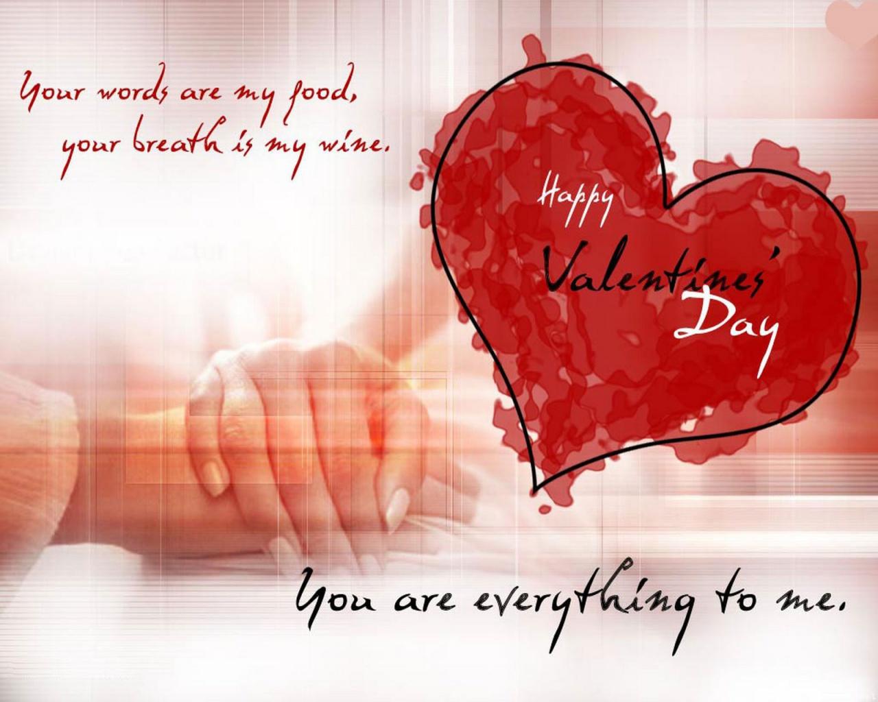 Happy Valentines Day Desktop Wallpaper Valentine S Day Info