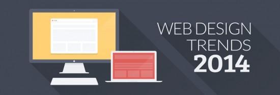 Web Design: New Trends in 2014