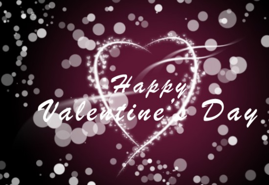 valentines 1 550x379 Design Lovely Valentine's Day Wallpaper