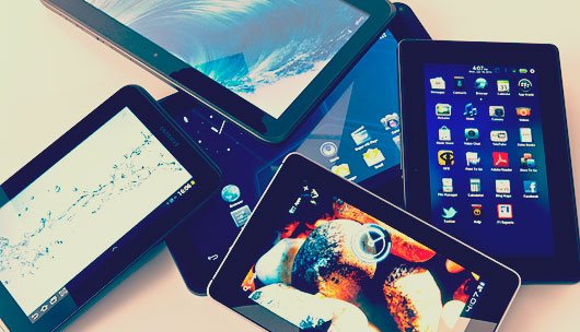 The 5 Best Tablets of 2014