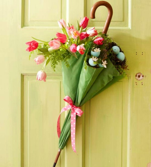 umbrella-easter-door-decoration
