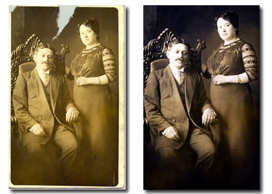 photo-restauration